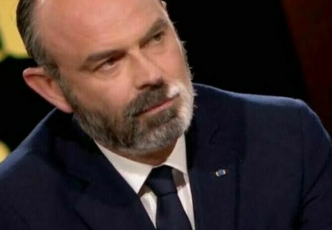 Philippe edouard, 6kg less before becoming prime minister: