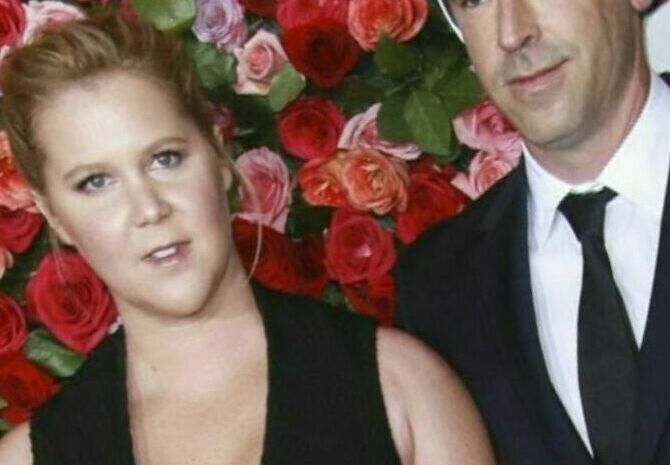 Amy schumer cash on her sex life since birth: