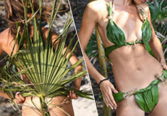Beatrice marchetti only dresses with leaves on the island of the famous.