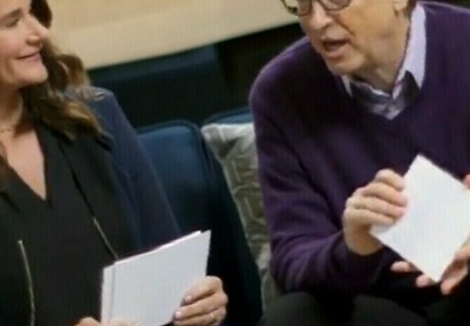 Bill gates, his wife melinda tells the difficulties of the relationship. video video video