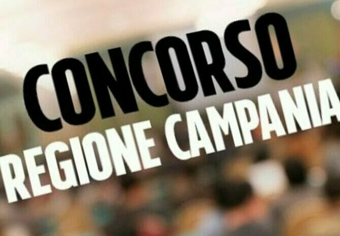 Contest resume campania, no oral, there will only be digital written proof: Here are the dates