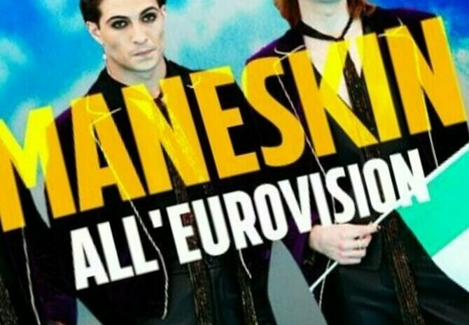 """I maneskin al Eurovision 2021: """"Felici not to represent the musical stereotype of Italy"""""""
