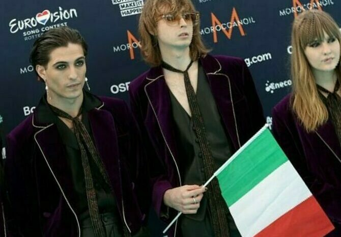 If the maneskin wins the Eurovision is made in Italy, after rome and napoli the torino hypothesis emerges