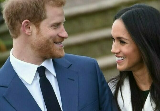 Meghan and harry celebrate 3 years of marriage: anniversary with a special gift
