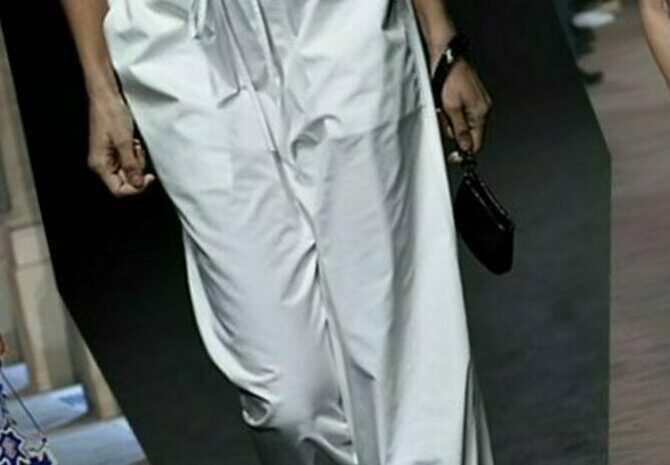 This summer we can't do without white trousers: which models choose and how to match them